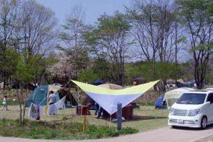 オートキャンプサイト