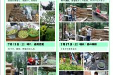 里山ボランティア活動報告(7月)
